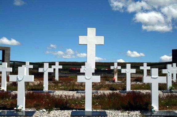 аргентинское военное кладбище