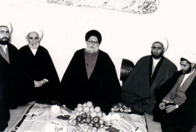Аятолла Шариатмадари