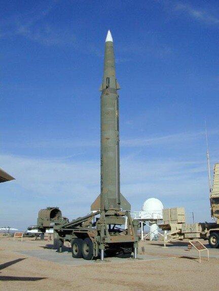 Баллистическая ракета Першинг-2