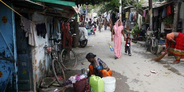 квартал бедноты