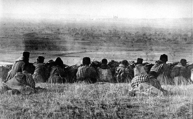 болгарская пехота