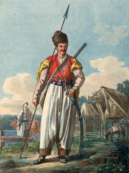 Черноморский казак