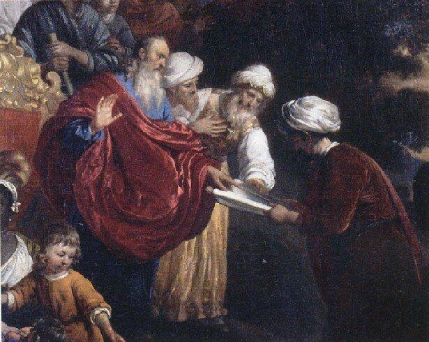 Кир освобождает евреев из рабства