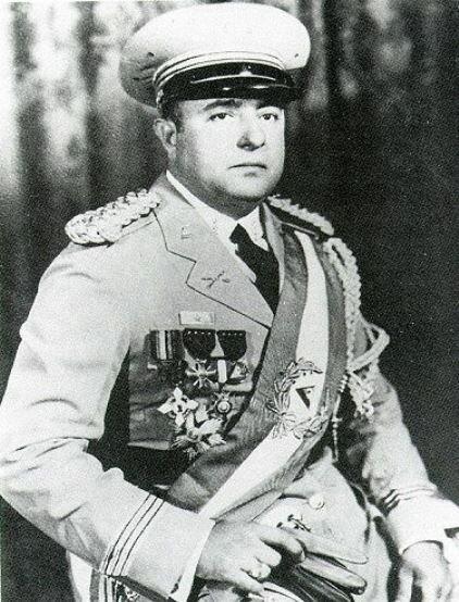 Диктатор Сомоса