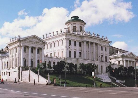 Дом Пашкова, Москва. Современное состояние