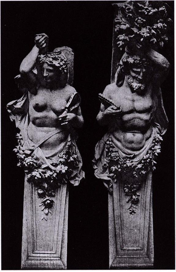 Э.-А. Бальдюс. Гелиогравюра из альбома «Лувр и дворец Тюильри»