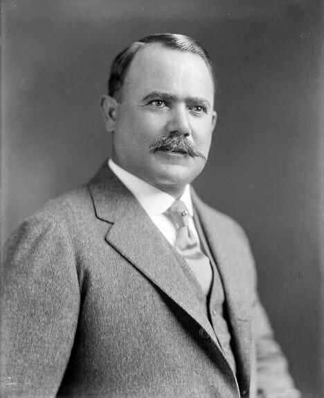 Генерал Обрегон. Фото 1910-20-е гг.