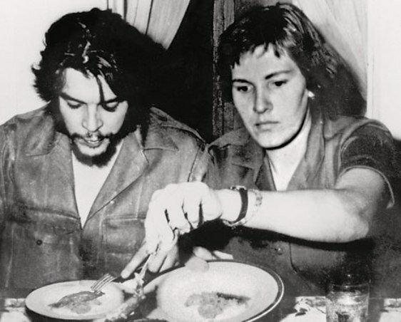 Че Гевара и Ильда