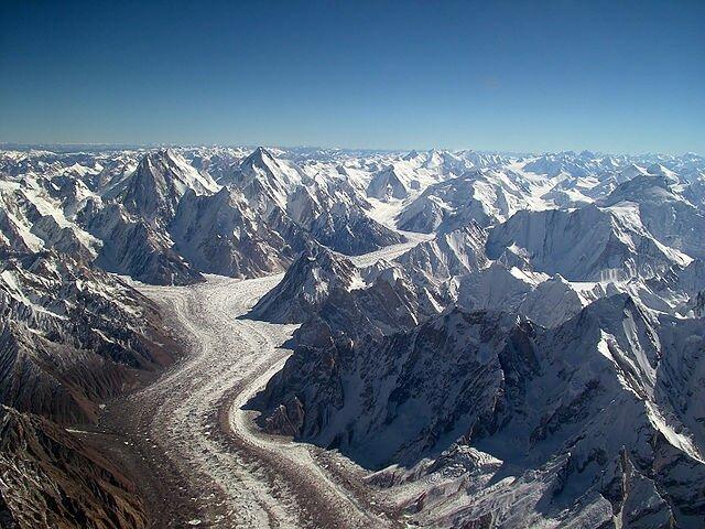 горы Каракорум