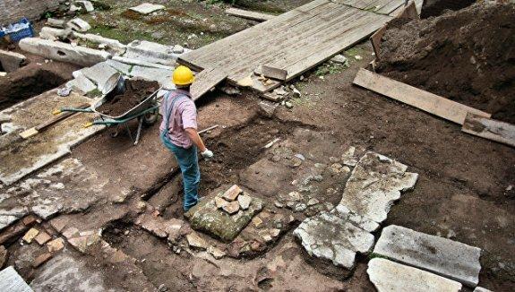 Захоронение микенского периода