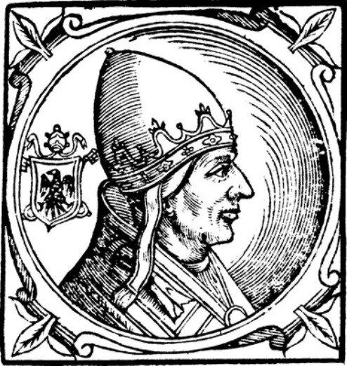 Григорий восьмой