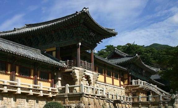 Храм Пульгукса, Южная Корея