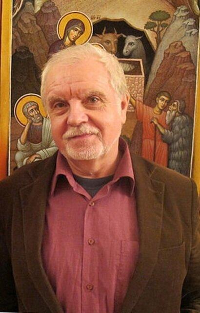 Иконописец А. Чашкин
