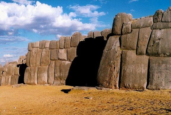 Церемониальный комплекс Саксайуаман, Перу