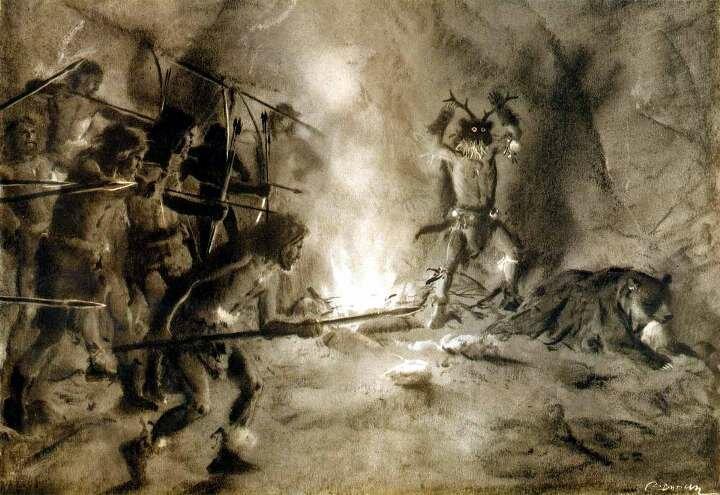 иллюстрация Буриана