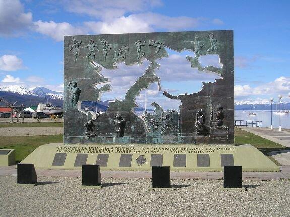 мемориал в честь аргентинцев