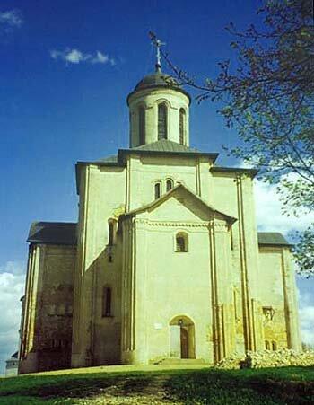 собор Михаила Архангела в Смоленске