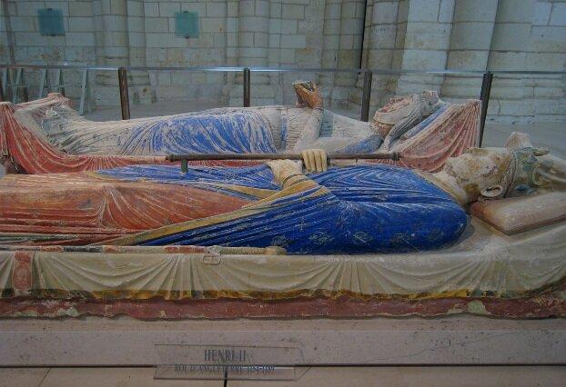 могила Генриха Второго