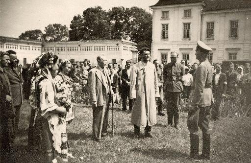 Западная Украина, 1941 г.