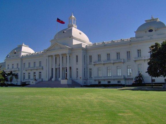 Национальный дворец Гаити, Порт-о-Пренс