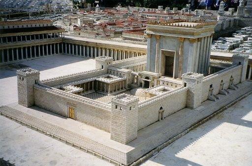 Новый Храм Ирода. Реконструкция
