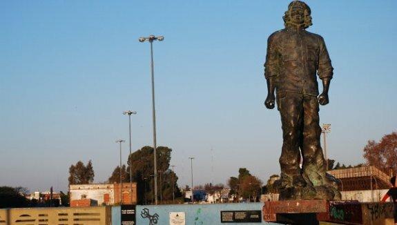 памятник Че Геваре