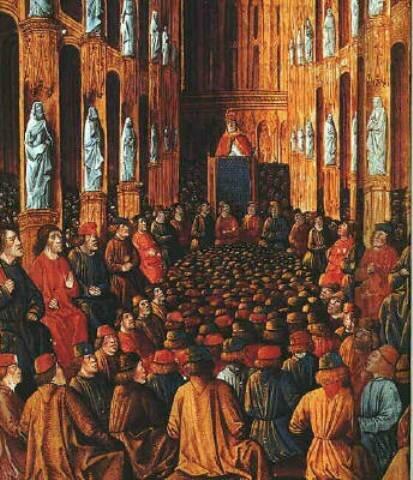 Папа Урбан II призывает к крестовому походу