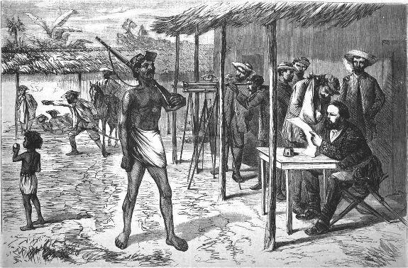 Парагвайский солдат