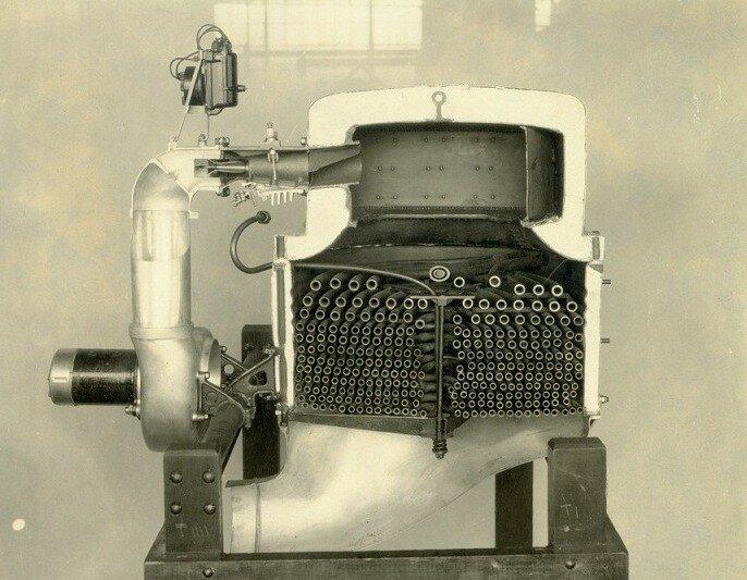 паровой двигатель паровой генератор