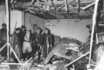 после покушения на Гитлера