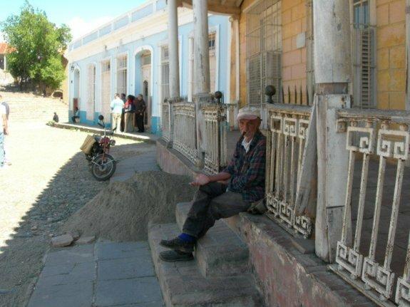 Попрошайки на Кубе сегодня