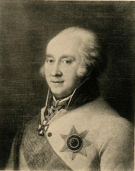 портрет Михельсона