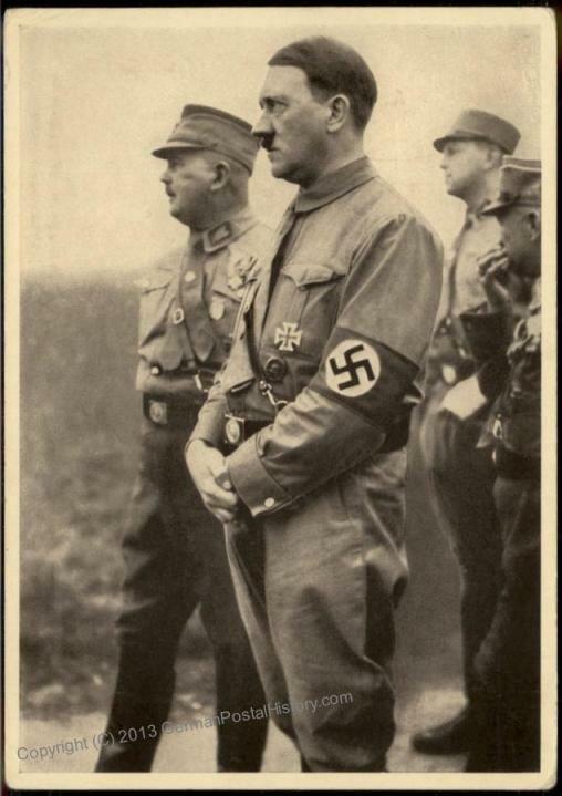 пропагандистская карточка