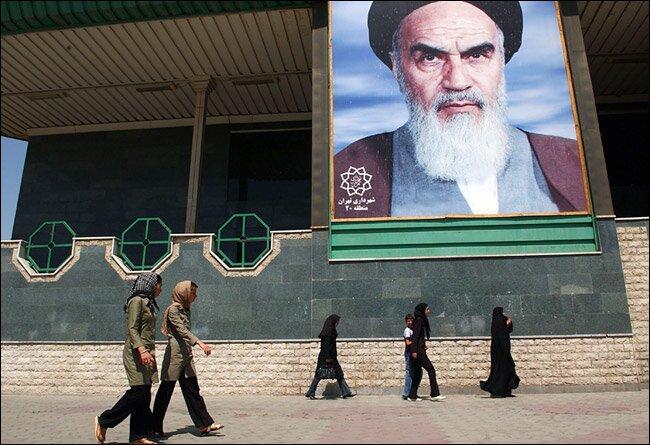 Тегеран. Наши дни