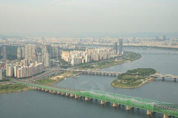 Река Ханган