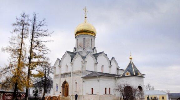 Рождественский собор Саввино-Сторожевского монастыря. Звенигород
