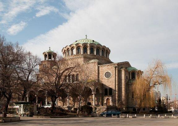 Собор Св. Воскресения, София, Болгария