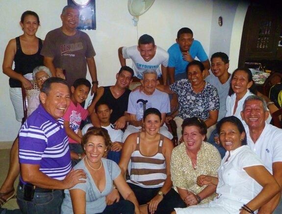 современные колумбийцы