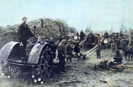спецпоселенцы в Нарымском крае