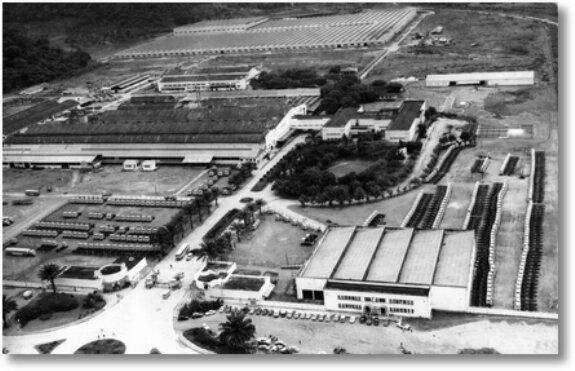 Свежеотстроенная Fabrica Nacional de Motores