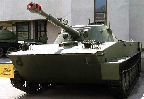 Танк РТ-76