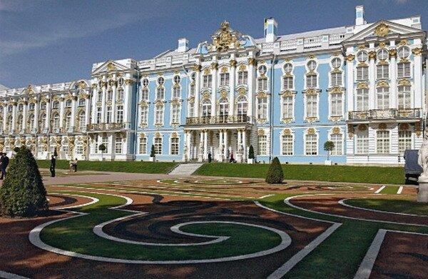 Царское село. Резиденция Екатерины II