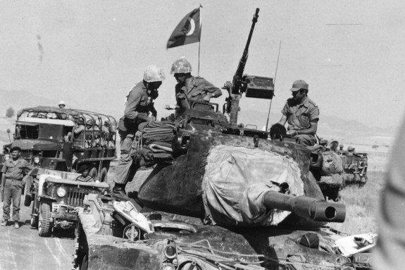 турецкие войска на Кипре