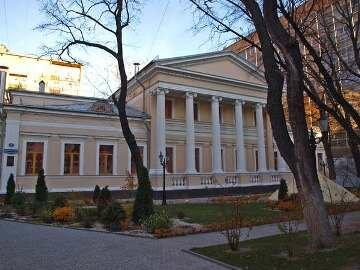 усадьба Солдатенковых на Мясницкой