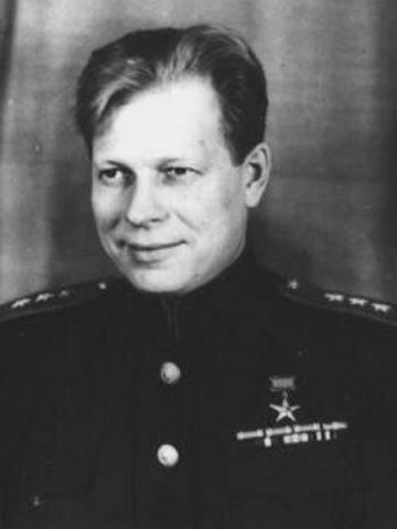Д. Ф. Устинов