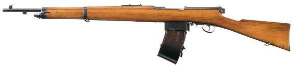 Самозарядная винтовка Mondragon M1908
