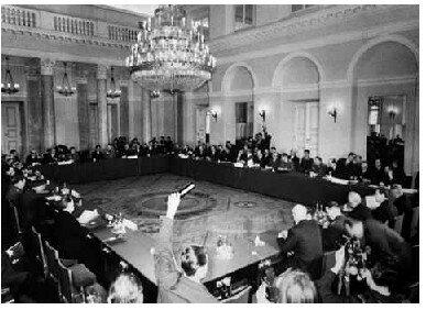 Подписание Варшавского договора