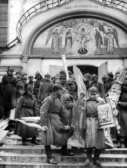 закрытие Симоновского монастыря