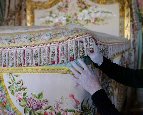 Секреты заправления королевской постели