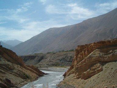 Зарафшанская долина